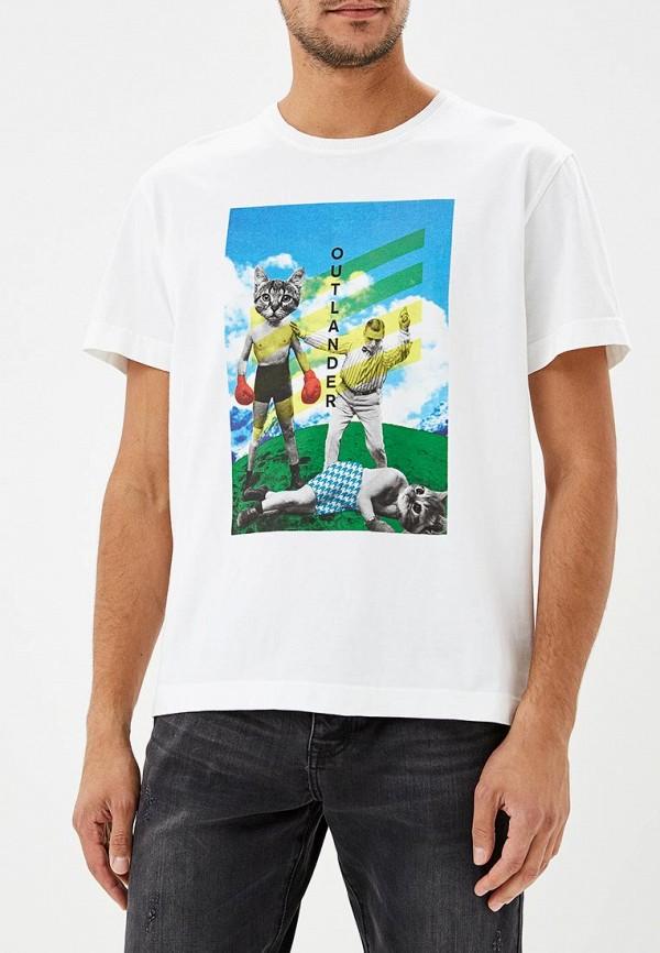 Футболка United Colors of Benetton United Colors of Benetton UN012EMBYPK0