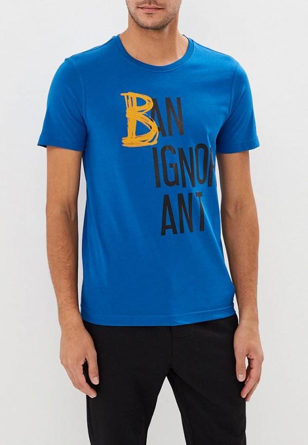 Фото - Футболка United Colors of Benetton United Colors of Benetton UN012EMBYRR9 плавки united colors of benetton united colors of benetton un012ewacdk6
