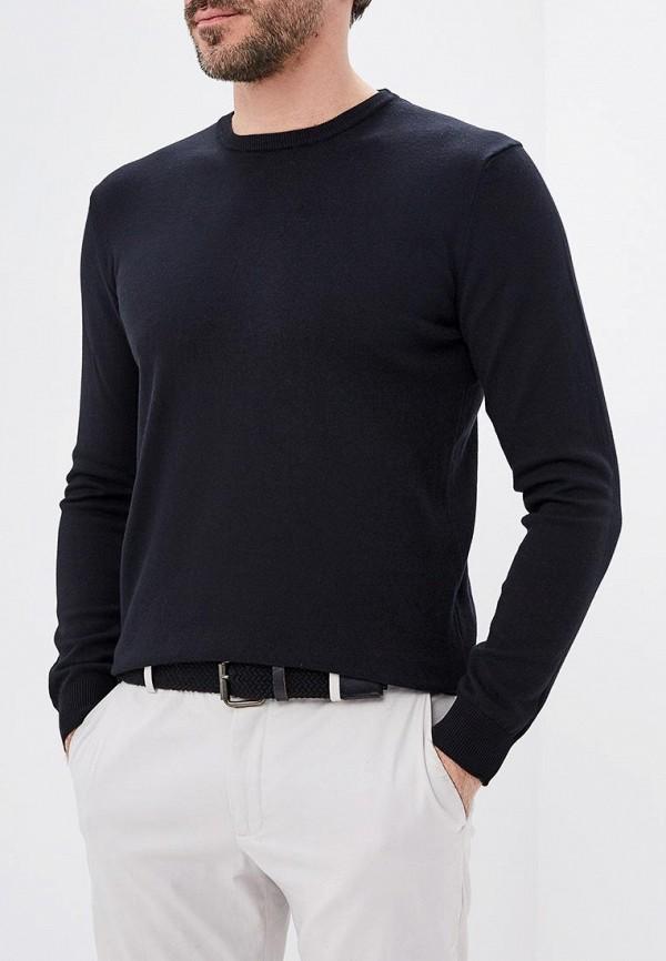мужской джемпер united colors of benetton, черный