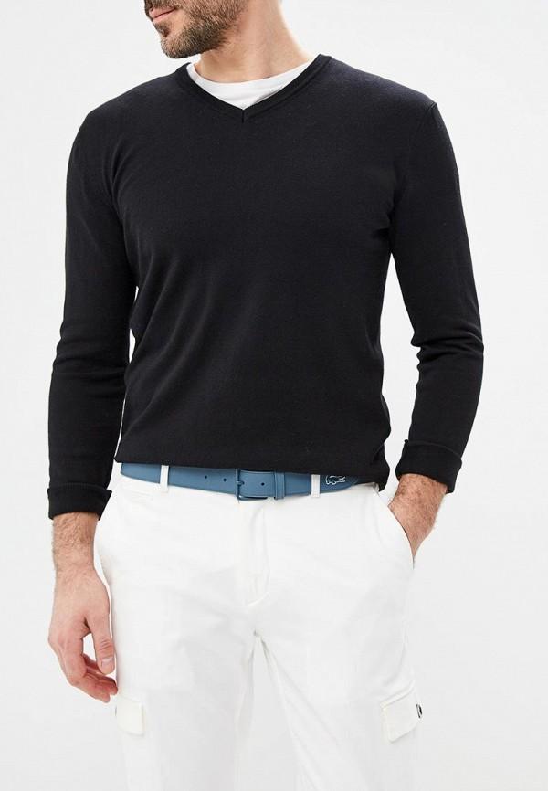 мужской пуловер united colors of benetton, черный