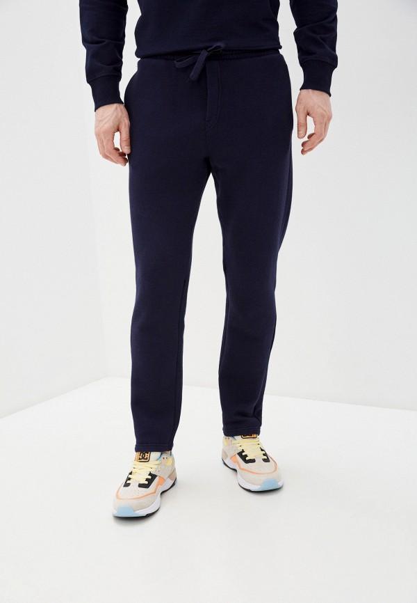 мужские спортивные брюки united colors of benetton, синие