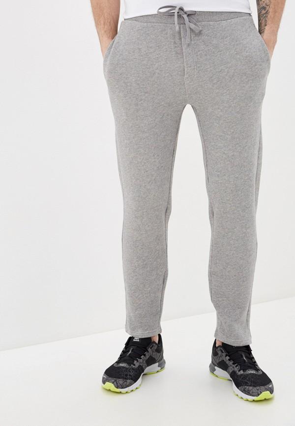 мужские спортивные брюки united colors of benetton, серые