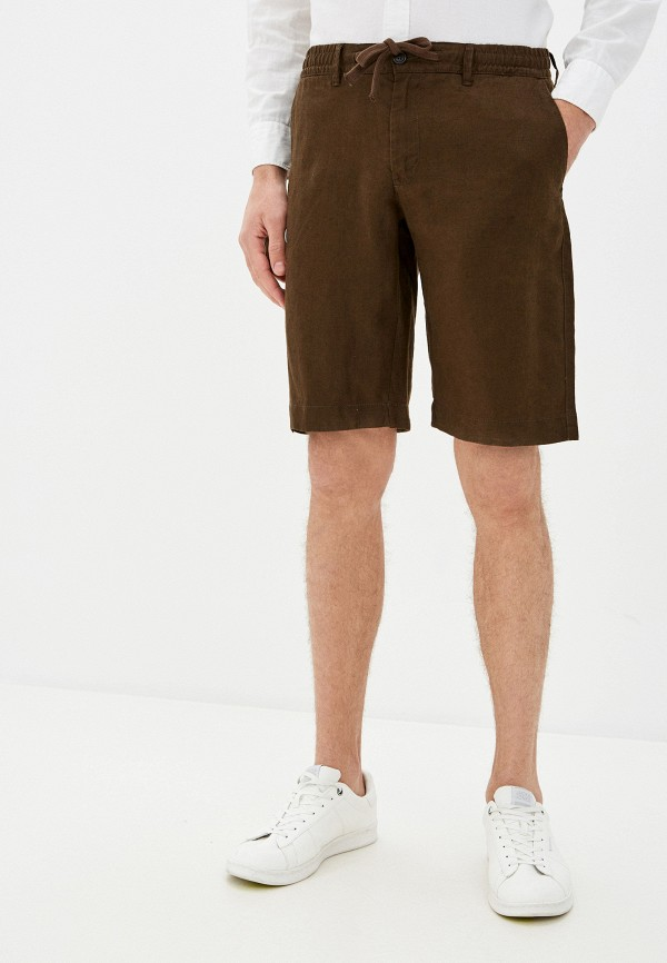 мужские повседневные шорты united colors of benetton, зеленые