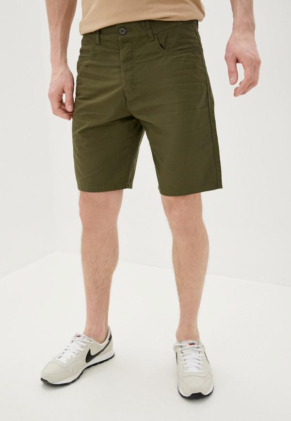 мужские повседневные шорты united colors of benetton, хаки