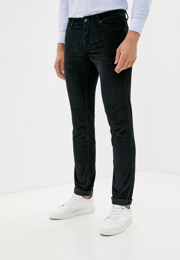 мужские повседневные брюки united colors of benetton, черные