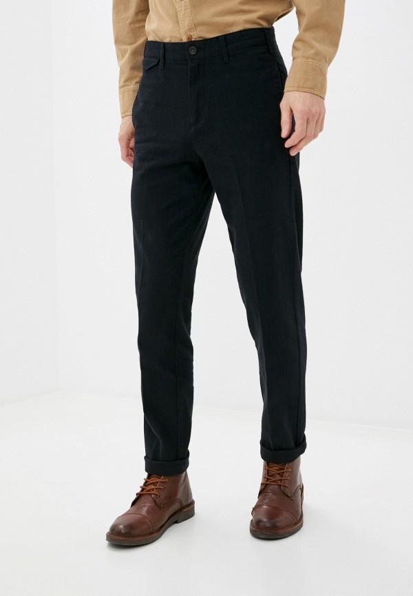 мужские прямые брюки united colors of benetton, синие