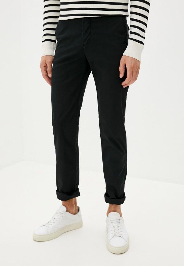 мужские брюки чинос united colors of benetton, черные