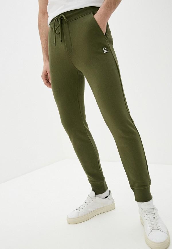 мужские спортивные брюки united colors of benetton, хаки