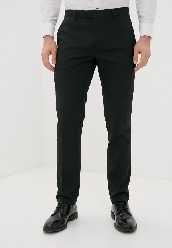 мужские классические брюки united colors of benetton, черные
