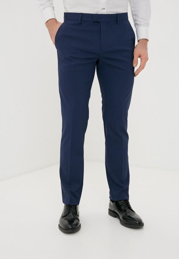 мужские классические брюки united colors of benetton, синие