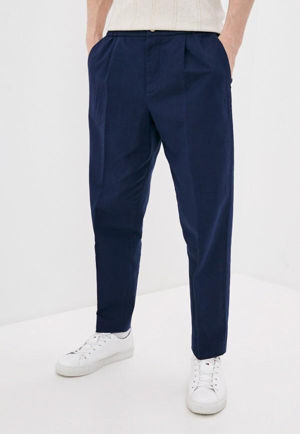 мужские брюки чинос united colors of benetton, синие