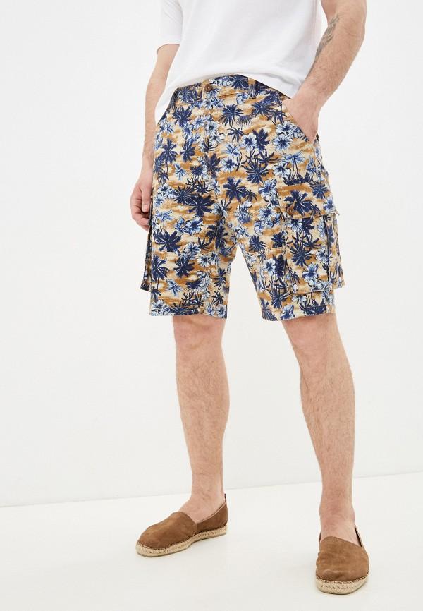 мужские шорты united colors of benetton, разноцветные