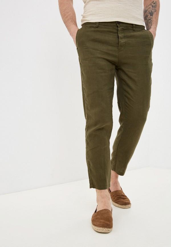 мужские брюки united colors of benetton, хаки