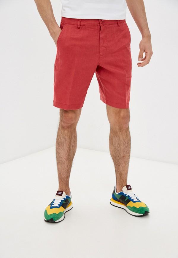 мужские шорты united colors of benetton, красные