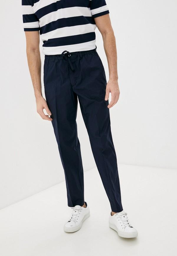 мужские брюки джоггеры united colors of benetton, синие