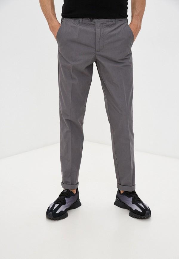 мужские брюки чинос united colors of benetton, серые