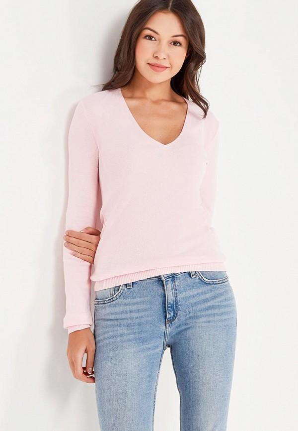 Пуловер United Colors of Benetton, un012ewabyz5, розовый, Весна-лето 2018  - купить со скидкой