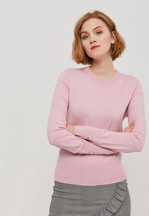 Купить Джемпер United Colors of Benetton, un012ewabzc8, розовый, Весна-лето 2018