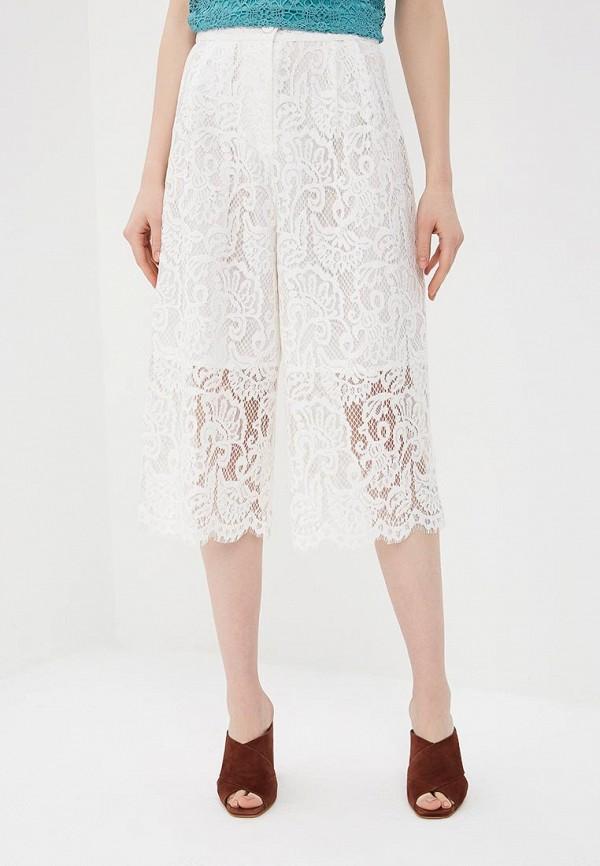 женские брюки united colors of benetton, белые