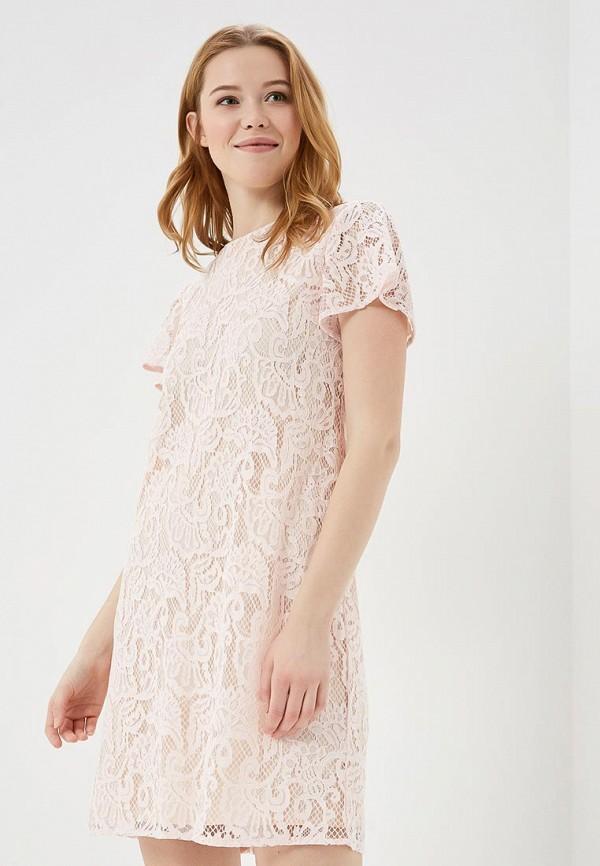 Купить Платье United Colors of Benetton, UN012EWACCD3, розовый, Весна-лето 2018