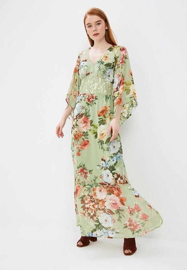 Платье United Colors of Benetton United Colors of Benetton UN012EWACCE2 цена в Москве и Питере