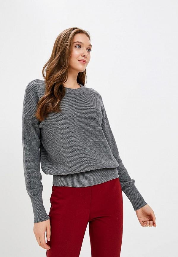 Купить Джемпер United Colors of Benetton, UN012EWBYJL3, серый, Осень-зима 2018/2019