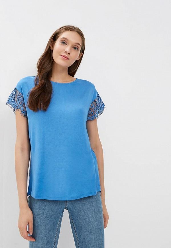 Блуза United Colors of Benetton United Colors of Benetton UN012EWBYKA7 цена 2017
