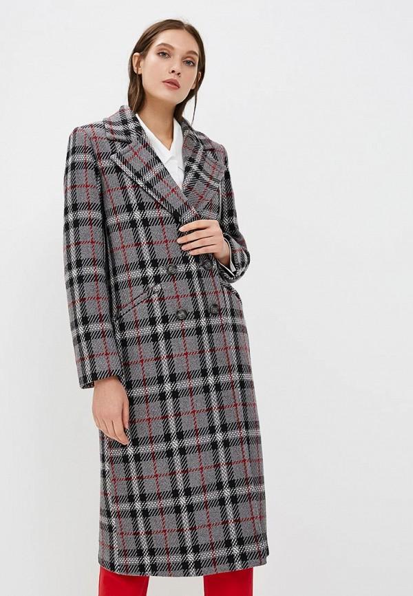 Купить Пальто United Colors of Benetton, un012ewbyod2, серый, Осень-зима 2018/2019