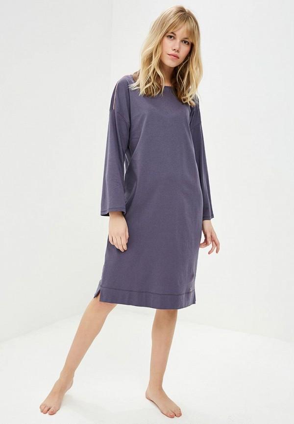 женское платье united colors of benetton, фиолетовое