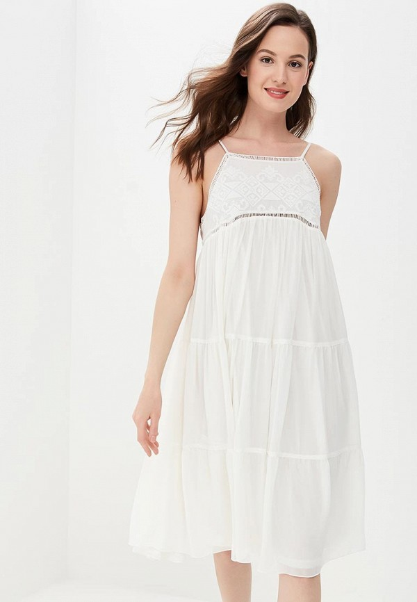 Платье United Colors of Benetton United Colors of Benetton UN012EWDXIU5 недорго, оригинальная цена