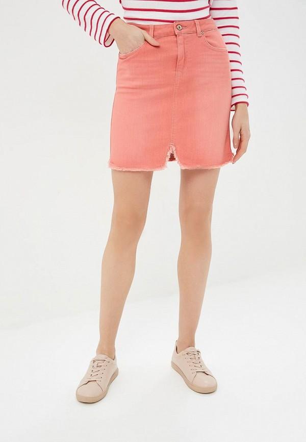 Джинсовые юбки United Colors of Benetton