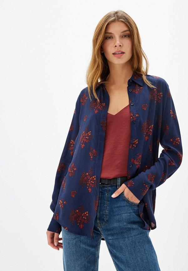 купить Блуза United Colors of Benetton United Colors of Benetton UN012EWFUYU3 по цене 2999 рублей