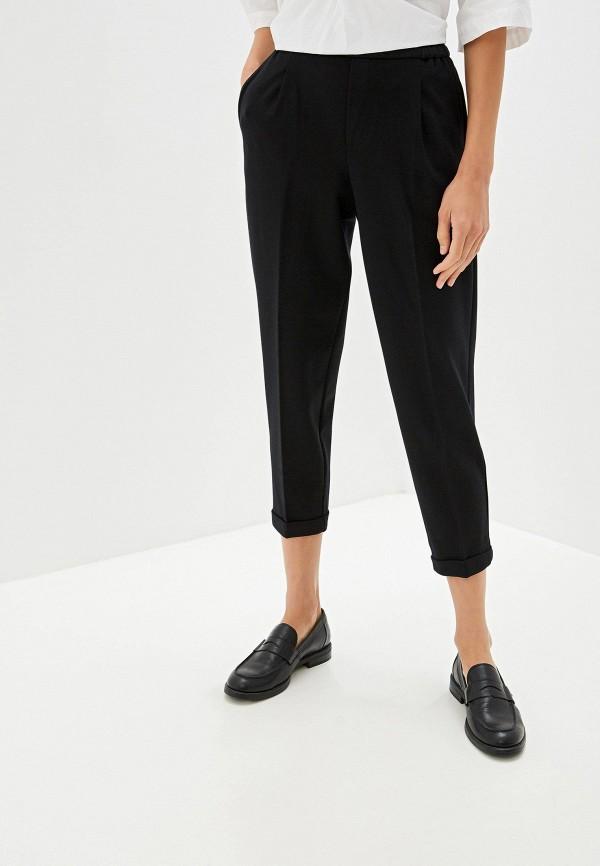 женские брюки united colors of benetton, черные