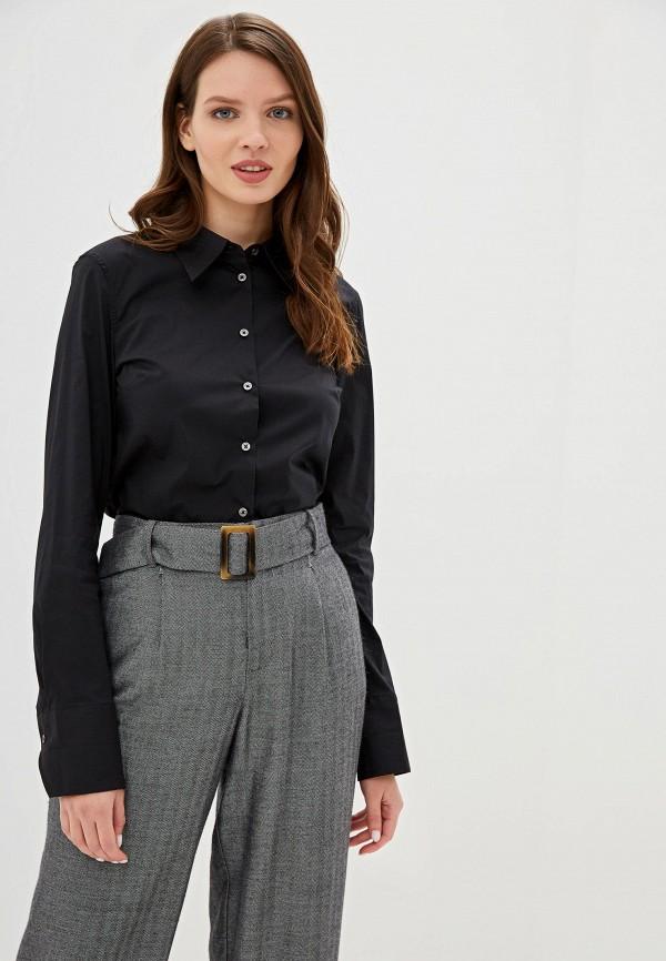 Фото - женскую блузку United Colors of Benetton черного цвета