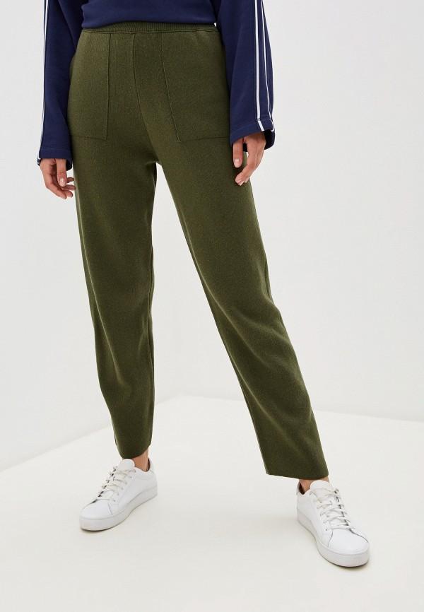 женские брюки united colors of benetton, хаки