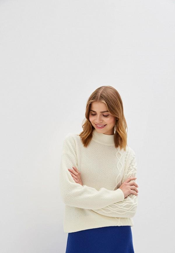 Фото - женский свитер United Colors of Benetton белого цвета