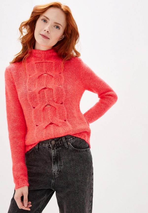 женский свитер united colors of benetton, розовый