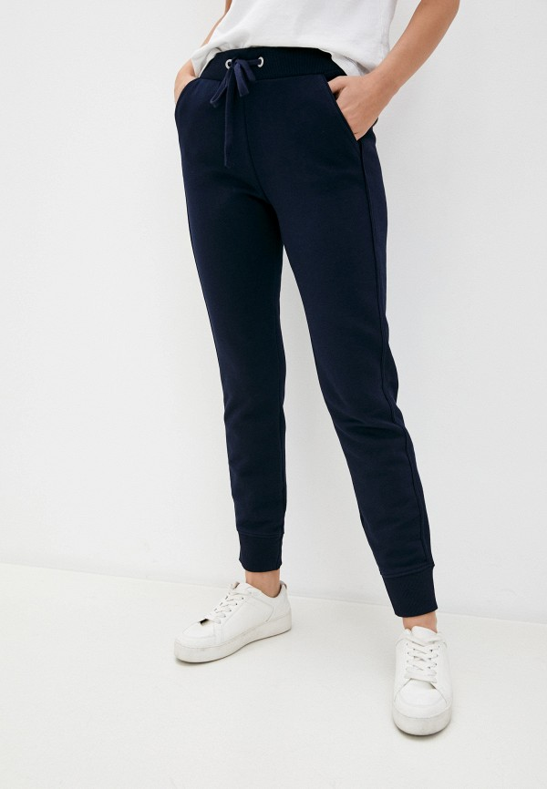 женские спортивные брюки united colors of benetton, синие