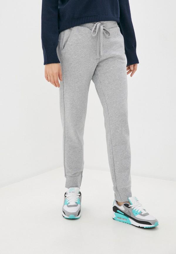 женские спортивные брюки united colors of benetton, серые