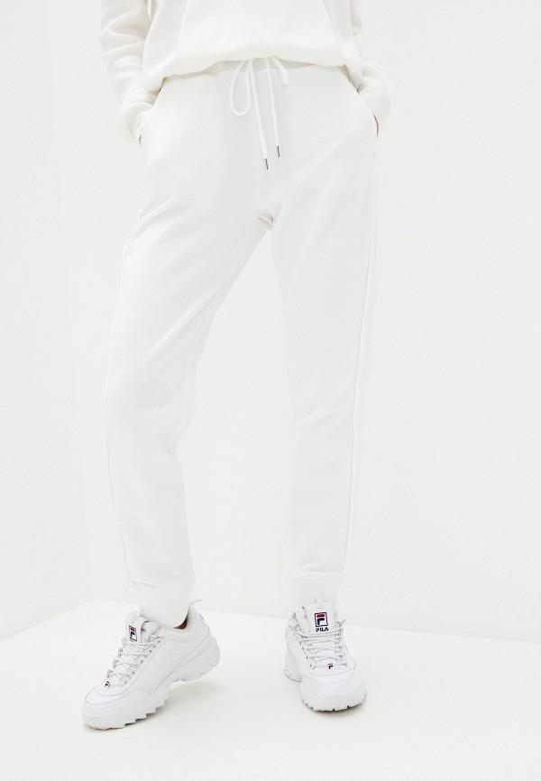 женские спортивные брюки united colors of benetton, белые
