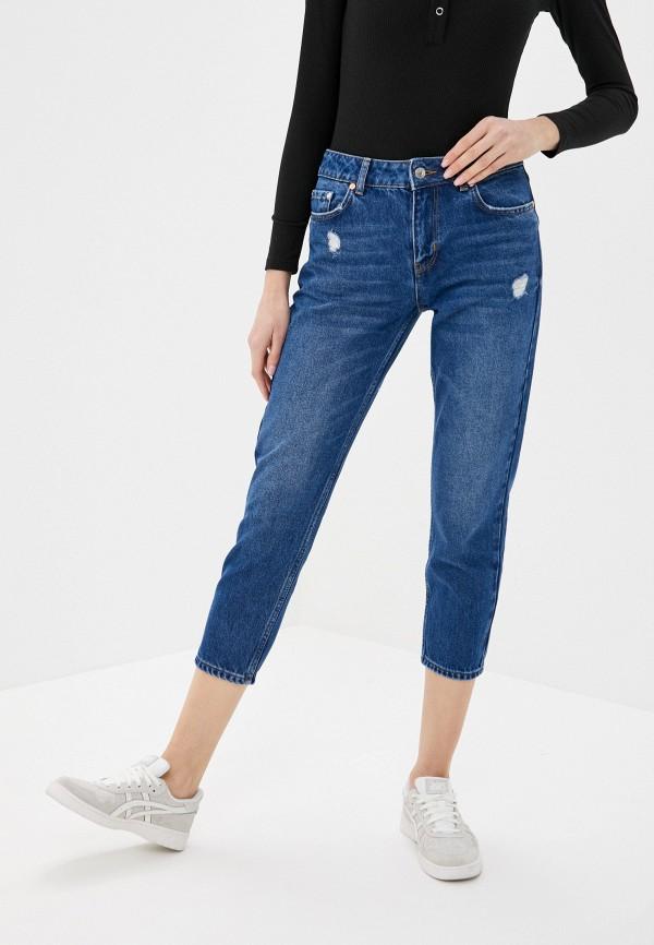 женские джинсы united colors of benetton, синие