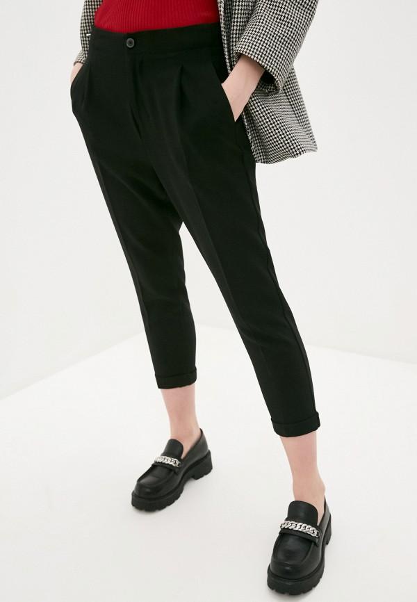 женские классические брюки united colors of benetton, черные