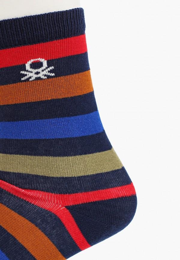 Носки для мальчика 4 пары United Colors of Benetton 6AO3T21T4 Фото 2
