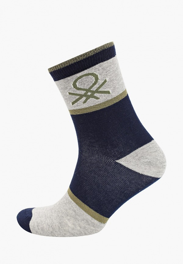 Носки для мальчика 4 пары United Colors of Benetton 6AO3T21T4 Фото 4