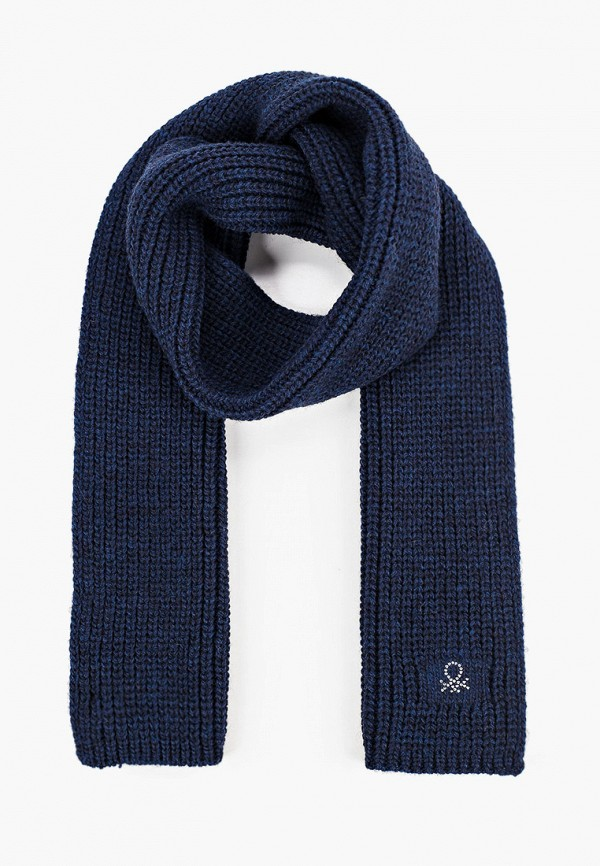 шарф united colors of benetton для девочки, синий