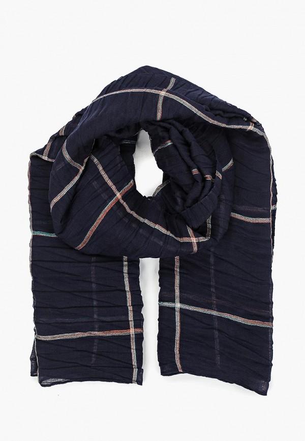 мужской платок united colors of benetton, синий