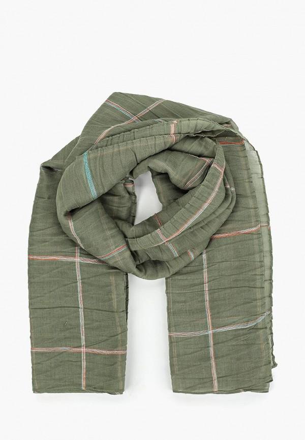 мужской платок united colors of benetton, зеленый