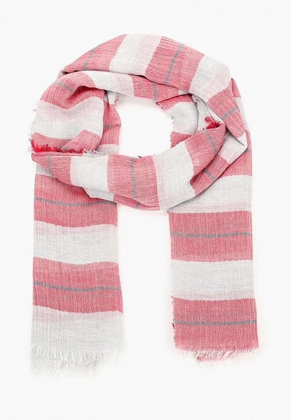 мужской шарф united colors of benetton, красный
