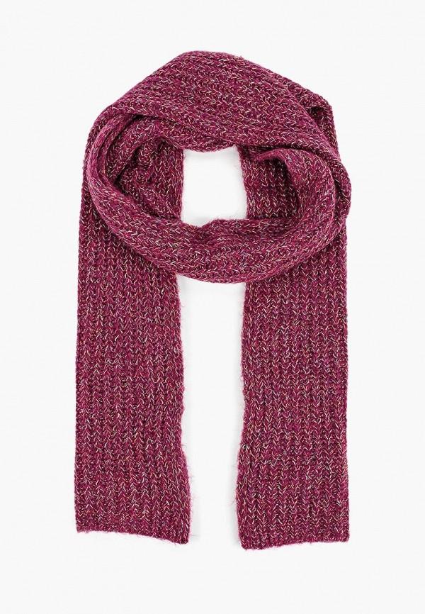 женский шарф united colors of benetton, розовый