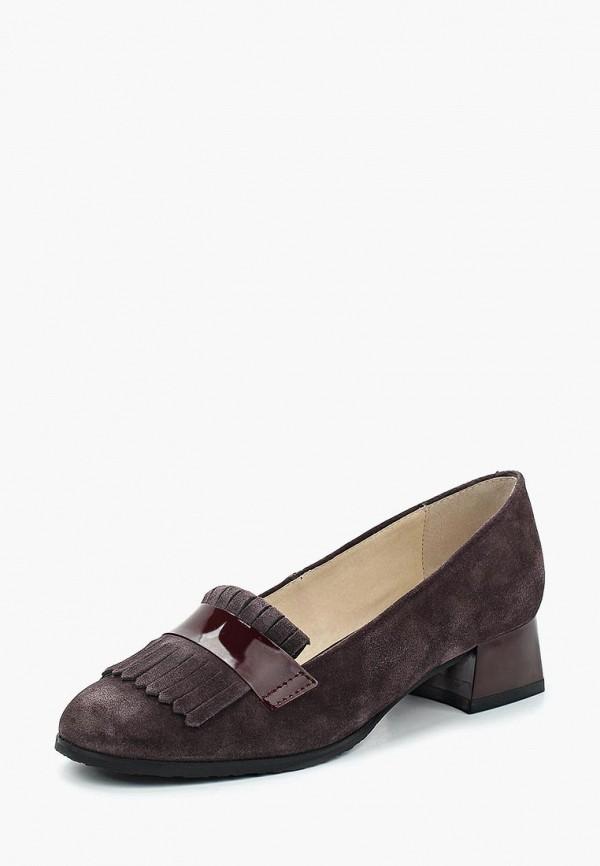 Купить Туфли Юничел, un014awbawd8, коричневый, Весна-лето 2018